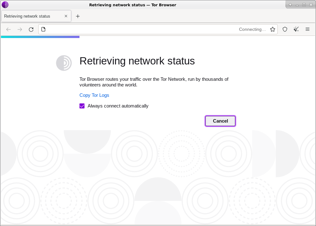 tor browser работал быстрее гирда