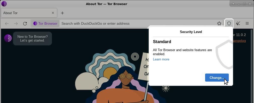 типа tor browser